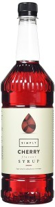 Simply Cherry Syrup - 1 Litre